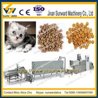 pet food machine/ dog food machine/ poultry feeding line