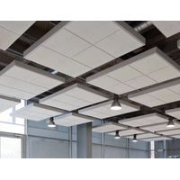 Rock Wool Acoustical Ceiling Tile Mineral Wool Boards thumbnail image