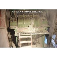 "USED ""OTSUKA"" MODEL FS-6048 (60"" X 48"") SINGLE TOGGLE JAW CRUSHER  S/NO. 5012"