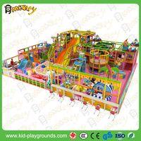 Kids educational equipment baby indoor used playground slides thumbnail image