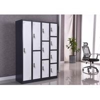 Office furniture metal locker steel clothes storage locker thumbnail image