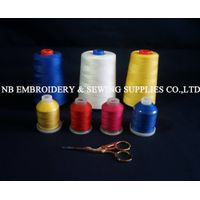 100% Spun Polyester Thread 40/3&100% Extra-long Staple Cotton Thread 50/3 for Sewing/Serger/Quilting