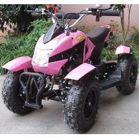 49cc 2-stroke quad: ATV06B
