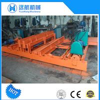 Tunnel Kiln Hydraulic Ferry Pusher