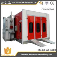 High Quality CE Approved Car Used Paint Spray Booth for Sale