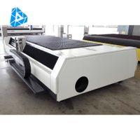 Top sell laser standard open single table heavy type cutting machine for sale