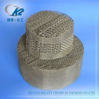 Metal Gauze Structured Packing