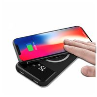 3 USB Charging Port Wireless Mobile Phone Charger Wireless Power Bank Charger