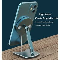 Aluminum Foldable Charging Stand For MagSafe thumbnail image