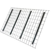 Galvanized Wire Decking pallet racking for sale wire mesh panels Mesh Deck factory