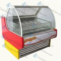 B19 Ice Cream Display Canibet From China