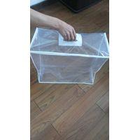 plastic comforter bag