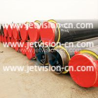API 5L Carbon Anti-corrosion Coated steel Pipe Thermal Insulation Coating Pipe