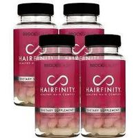 Hairfinity Healthy Hair Vitamins Supplements 180 Capsules
