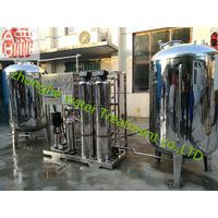 1000LPH industrial RO water purifier system