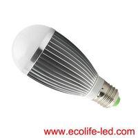 7W LED bulb AC85-265V/DC12V Solar bulb CE RoHS