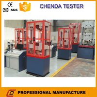 WEW-Computer Display Hydraulic universal testing machine +Universal tensile testing machine +Lab Equ