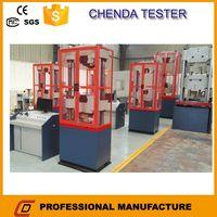 WEW-Computer Display Hydraulic universal testing machine +Universal tensile testing machine +Lab Equ