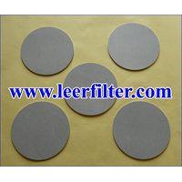 SS Powder Filter Disc thumbnail image