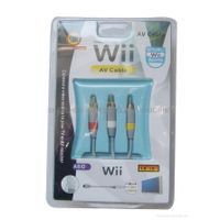 wii RGB scart cabl/PS3/WII VGA cable/AV cable thumbnail image