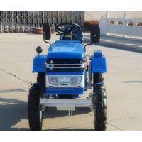 Zubr mini tractor