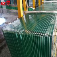 6+1.52+6 Laminated Glass 13.52mm Clear Tempered Laminated Glass Manufacturer thumbnail image