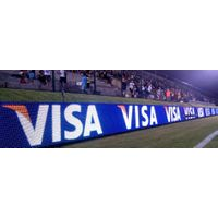 p10 HD LED Video Display Screen For Football Stadium and Sport Events