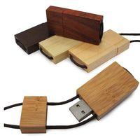 Hot sell 2GB 4GB 8GB cheap usb flash drive wooden material