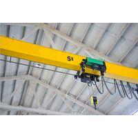 Workshop EOT Crane Lifting Single Girder Overhead Crane thumbnail image