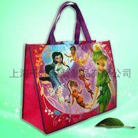 Custom promotional laminated PP non-woven bag, pp non wovenbag
