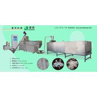 Man-made rice equipment