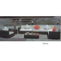 rattan wicker furniture sofa set