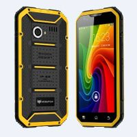 5 inch 4G IP68 rugged waterproof mobile phone with NFC,GPS