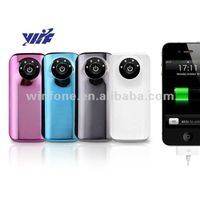 4400mah 18650 li-ion battery charger for iphone, samsung, htc, nokia, blackberry thumbnail image