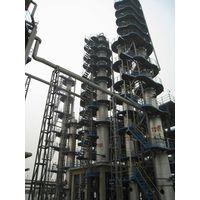 Petroleum atmospheric distillation unit and vacuum distillation unit