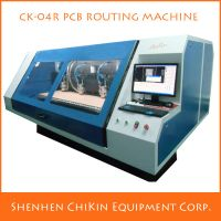 4 Heads CNC Drill Router For PCB