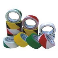 Warning tape,floor tape 48mm x 18m