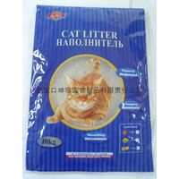 10kg Irregular Cat litter0.5-1.5mm