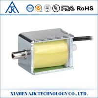 Normal Close DC Air Relief Mini Solenoid Valve