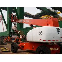 Telescopic Boom Lift with CE (GTBZ38J)
