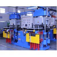 250 TON Vacuum Rubber Molding Press Machine,Vacuum Rubber Press thumbnail image