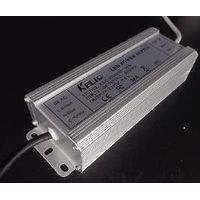 AC/DC 100W LED driver waterproof shell/ alluminum shell