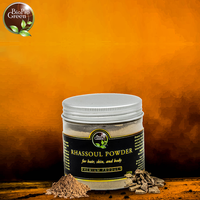 Moroccan high quality smooth body skin care cosmetic ghassoul clay powder for female