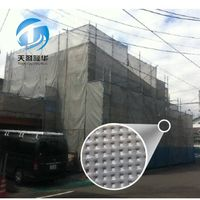 High Strength Scaffold Building Safety Net