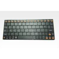 Slim bluetooth keyboard KB-2500 / Wireless keyboard / Stylish chocolate keycap / multimedia keyboard