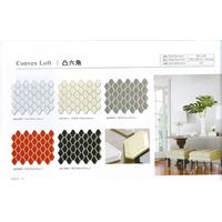 Ceramic Mosaic tile for 1 pack Convex LOFT