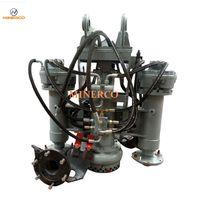 Large Flow Submersible Slurry Dredging Pump