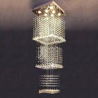 hot sell Chinese top crystal pendant light/lamp 8021 thumbnail image