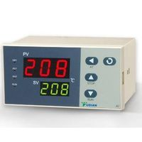 Heating/cooling control temperature controller