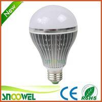 aluminium cover led bulb light